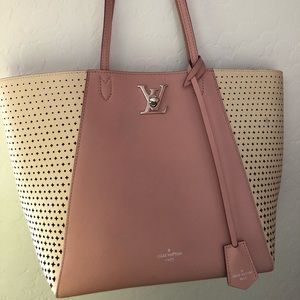 Louis Vuitton tote purse